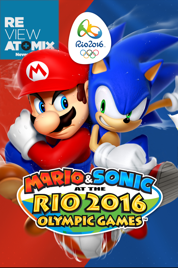 Review Olympic The Games3dsAtomix Sonic 2016 Marioamp; – At Rio TlFK1cJu35