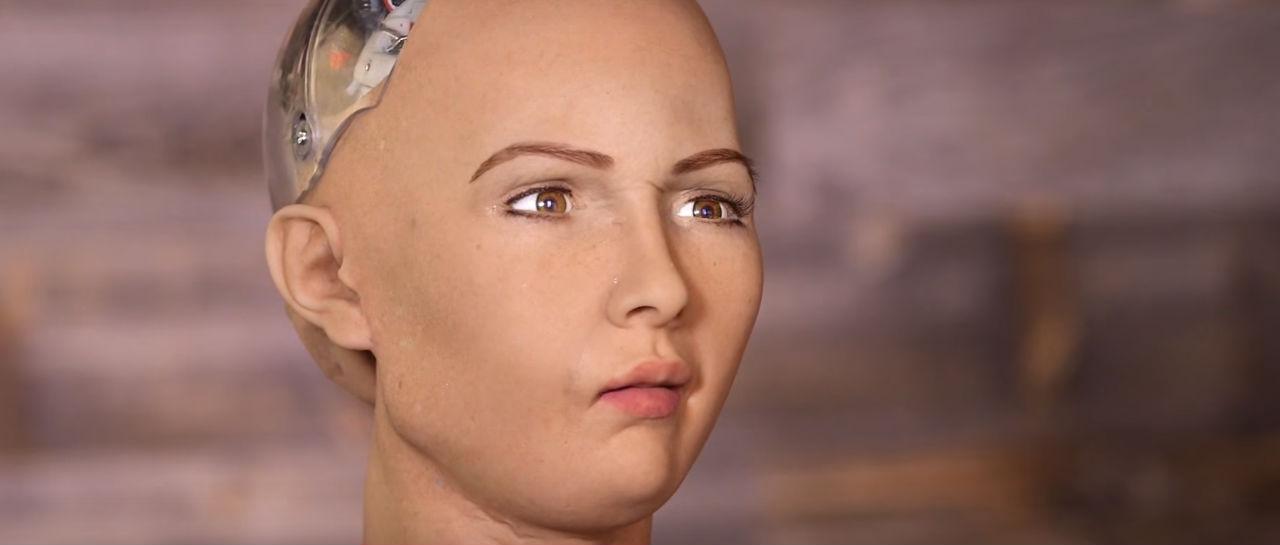 SOPHIA ROBOT SXSW