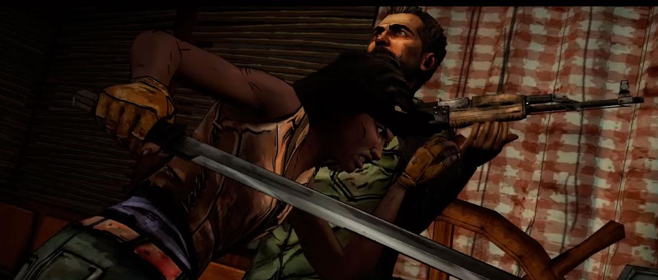 The-Walking-Dead-Michonne