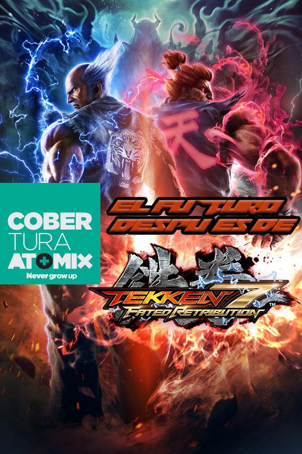 Cobertura_Tekken7Entrevista