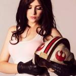 Eve Beuregar Rebel Pilot