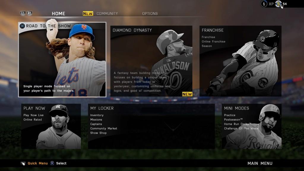 MLB(R) The Show(TM) 16