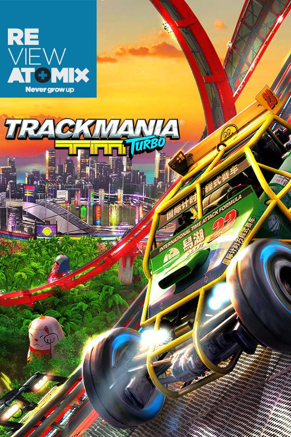 Review - Trackmania Turbo