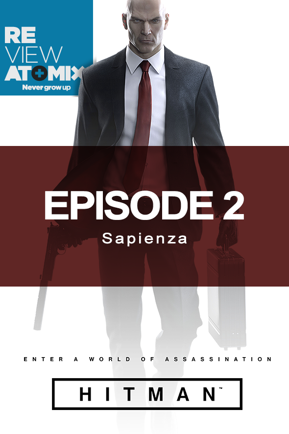 ReviewHitmanEpisode2