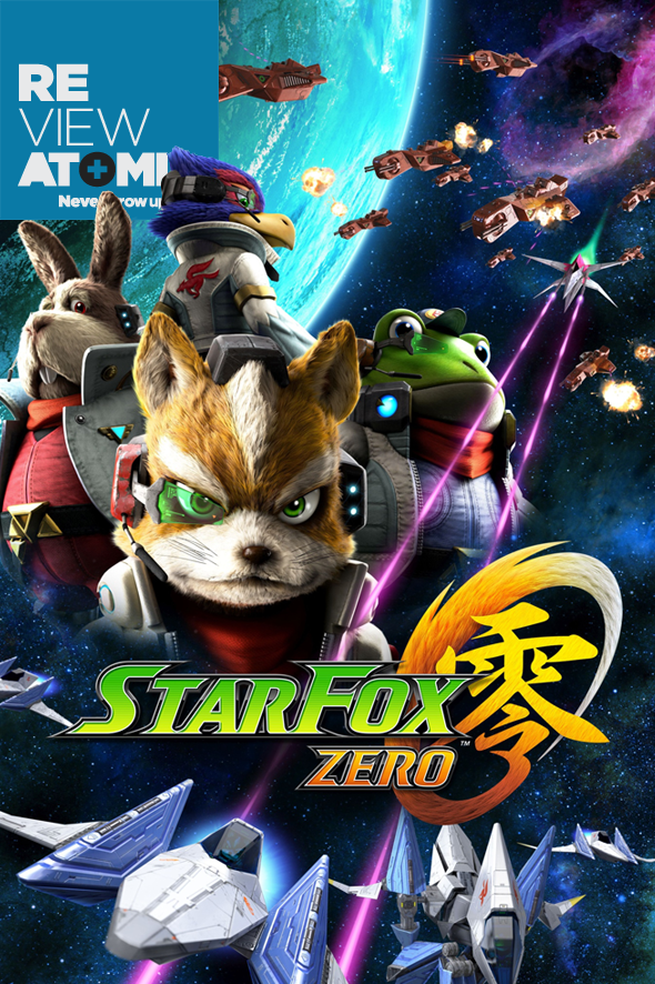 REVIEW – STAR FOX ZERO