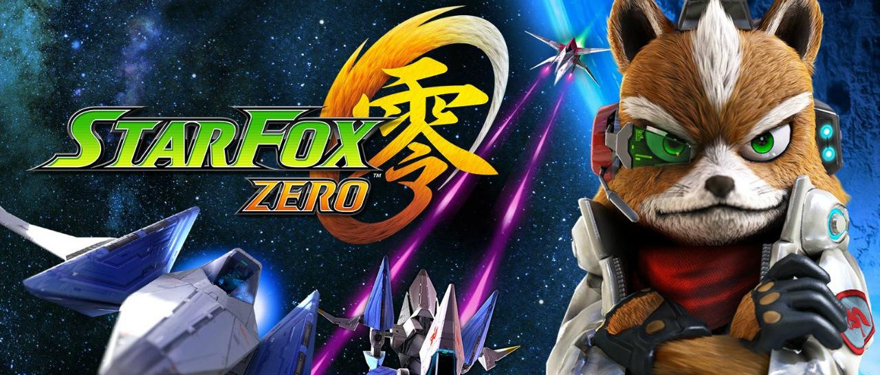 StarFoxZero_fox
