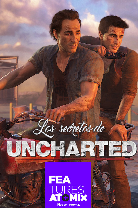 Uncharted-feature
