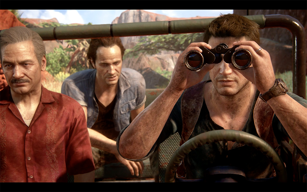 Uncharted-hands-on