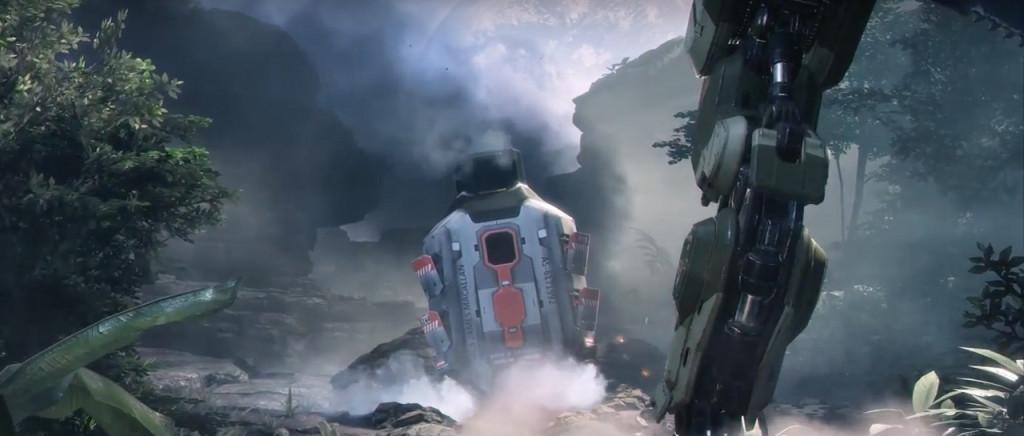 ¡PUM! Primer avance en video de Titanfall 2