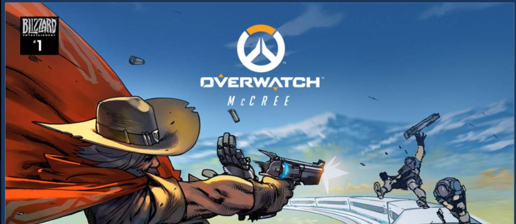 No te pierdas el primer cómic digital de Overwatch