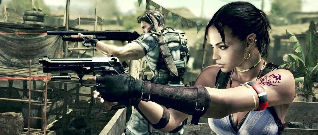 Resident Evil 5 Para Xbox One Y Ps4 Ya Tiene Fecha De Salida Atomix