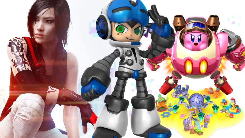 ¡Éstos son los videojuegos que se lanzan en junio!