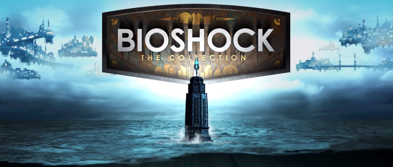 Bioshock_CollectionTrailer