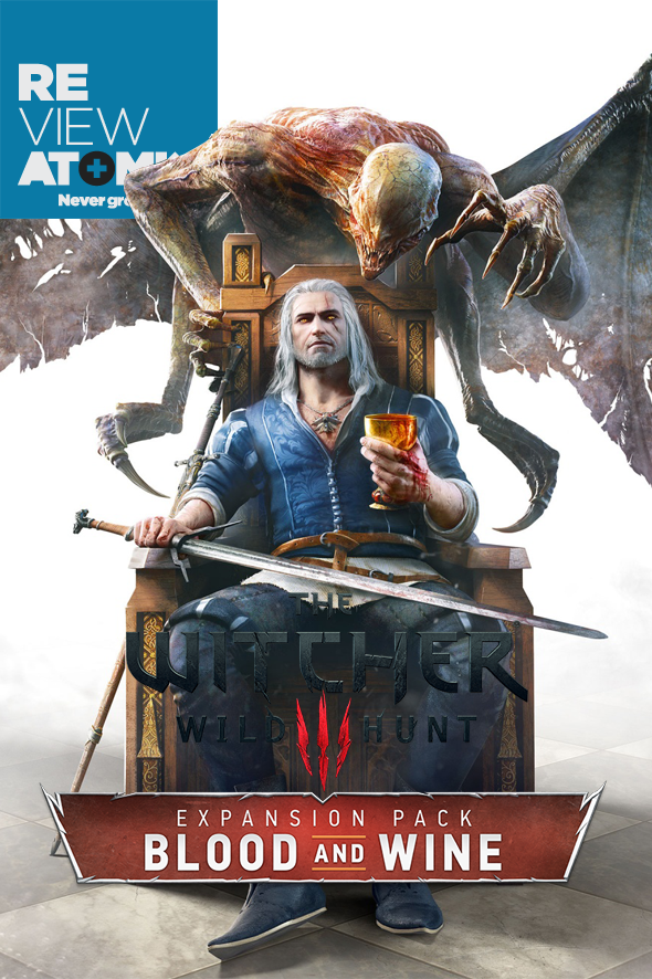 REVIEW- THE WITCHER 3: BLOOD AND WINE