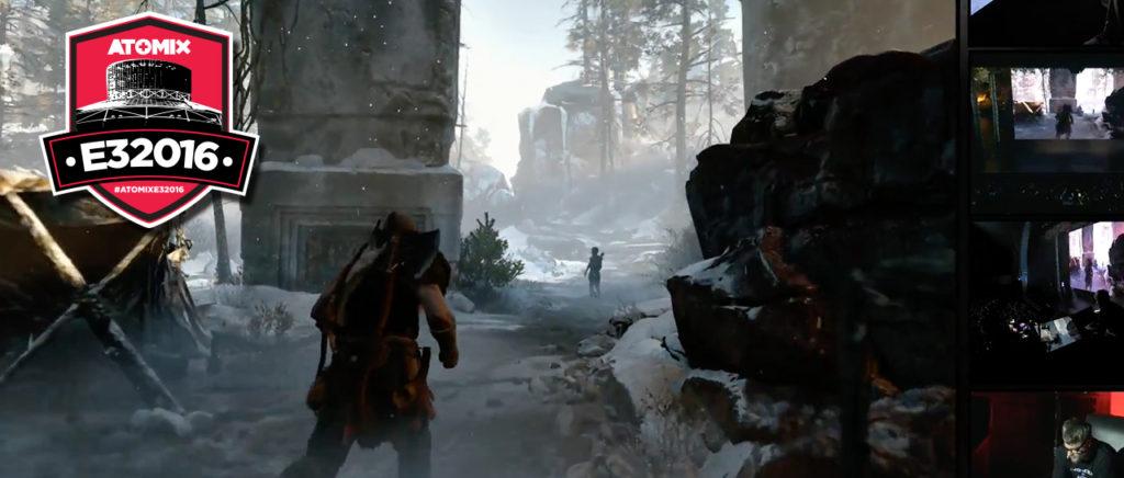 ¡God of War sí nos llevará a las regiones nórdicas en un reboot!