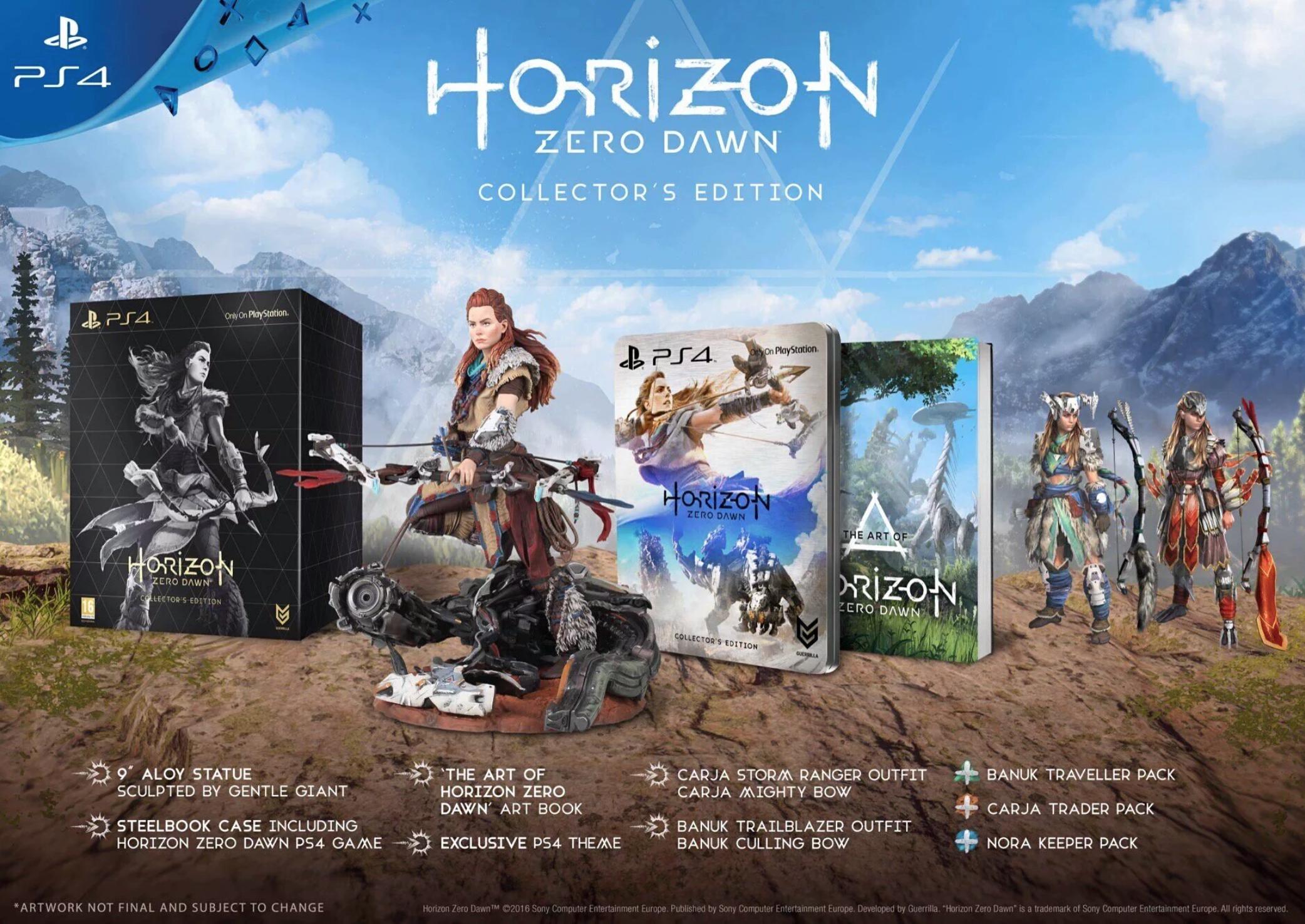 Horizon-Collector