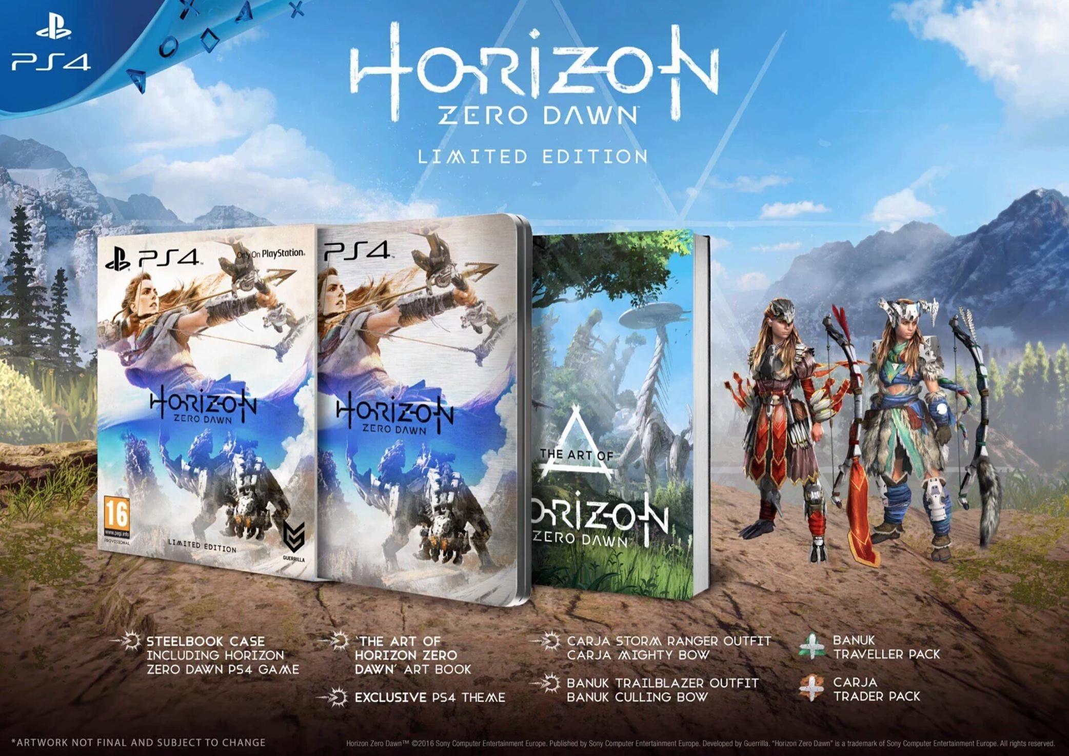 Horizon-limited