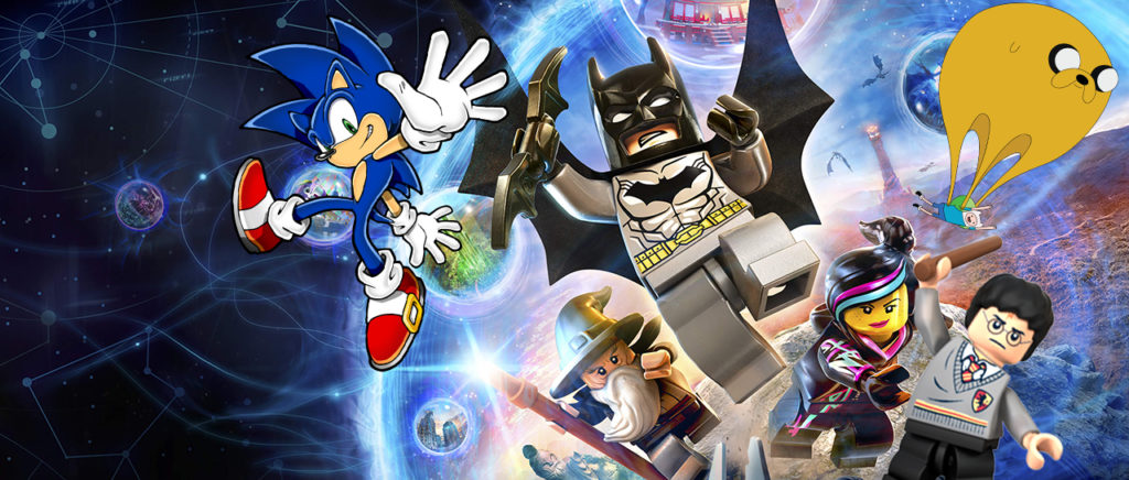 Reporte: Sonic, Harry Potter y Adventure Time llegarán a Lego Dimensions