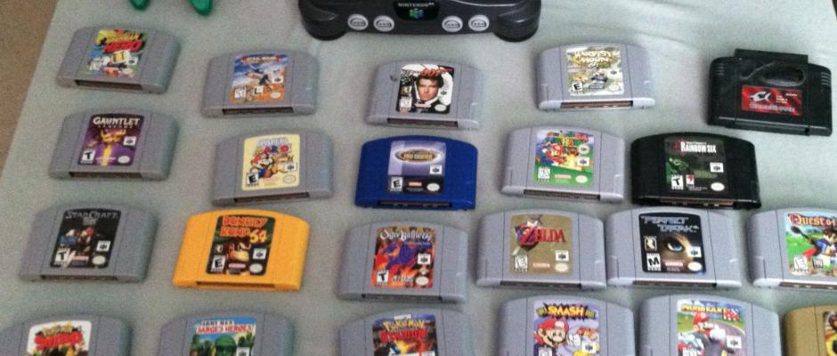 20 Anos 20 Datos Curiosos Del Nintendo 64 Atomix