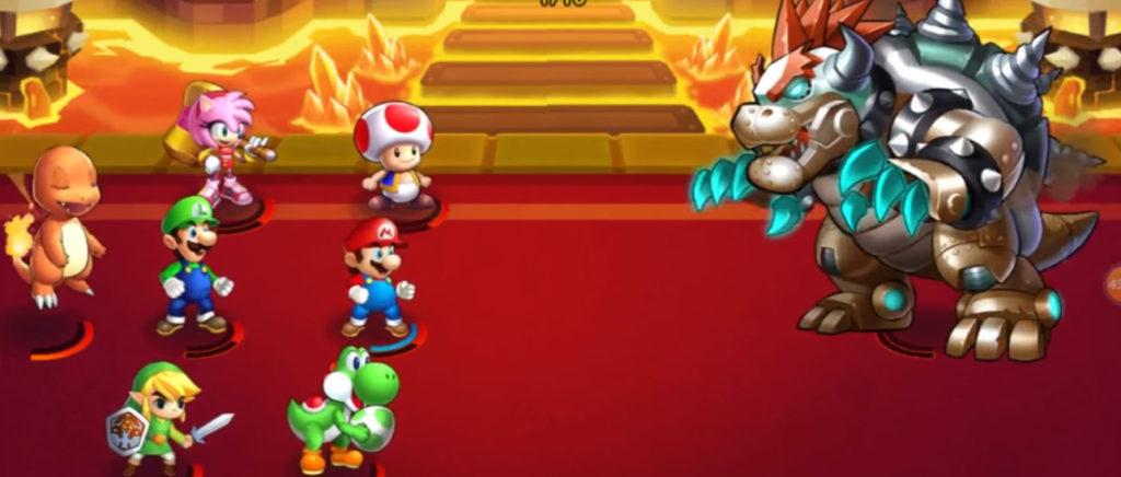 Esos chinos. ¡Ahora sacaron su propia versión de Super Smash Bros.!