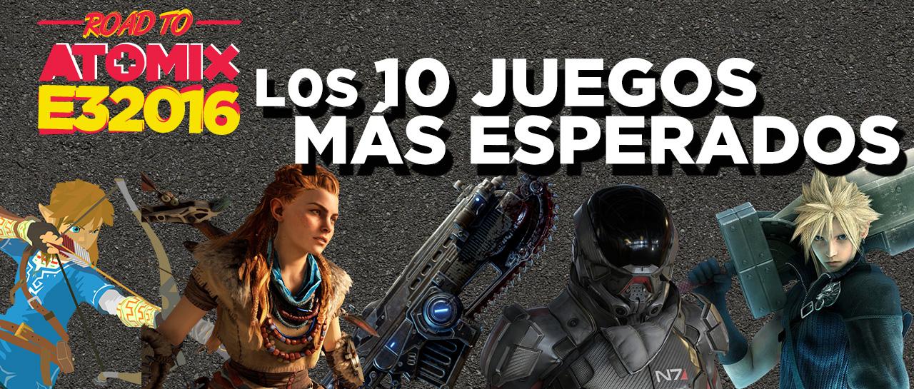 los-10-mas-esperados-e3-2016