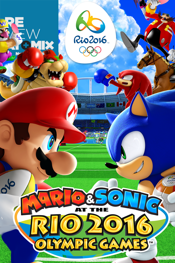 Mario&SonicReview