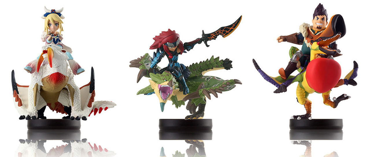 MonsterHunter_Amiibos