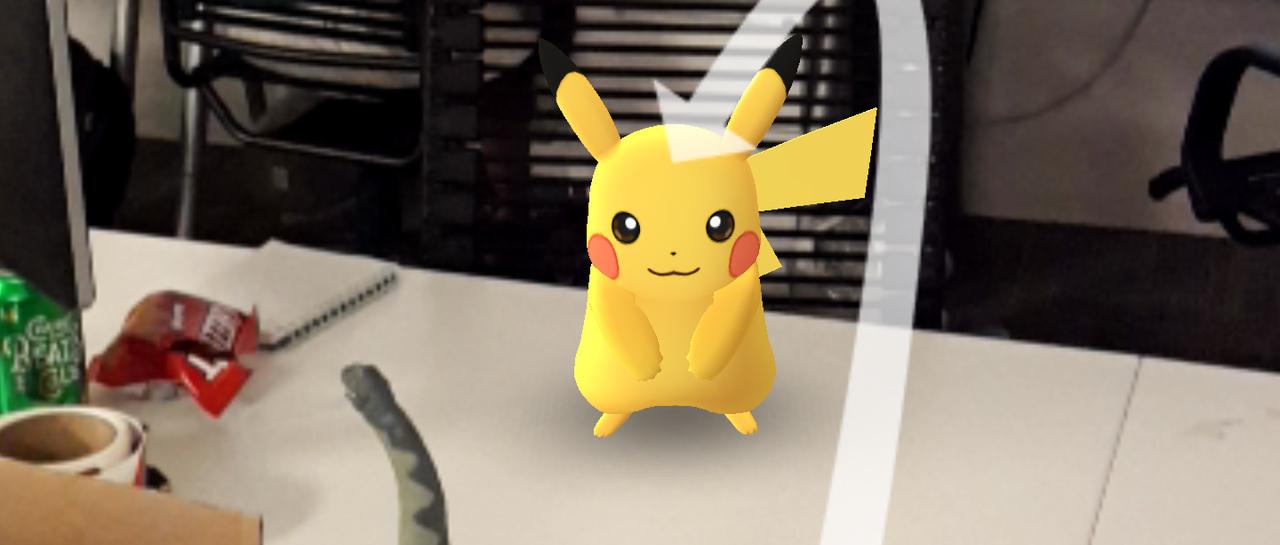 Pikachu_PokemonGo