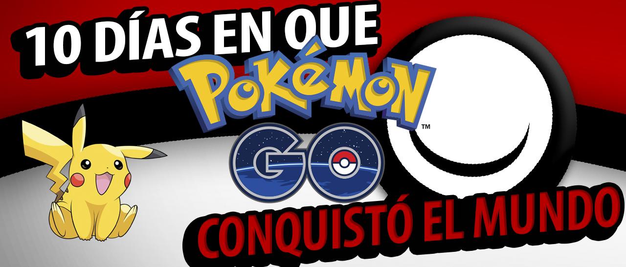PokemonGo-Conquista