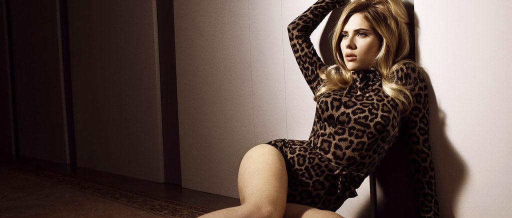 Scarlett Johansson es la actriz más taquillera de la historia