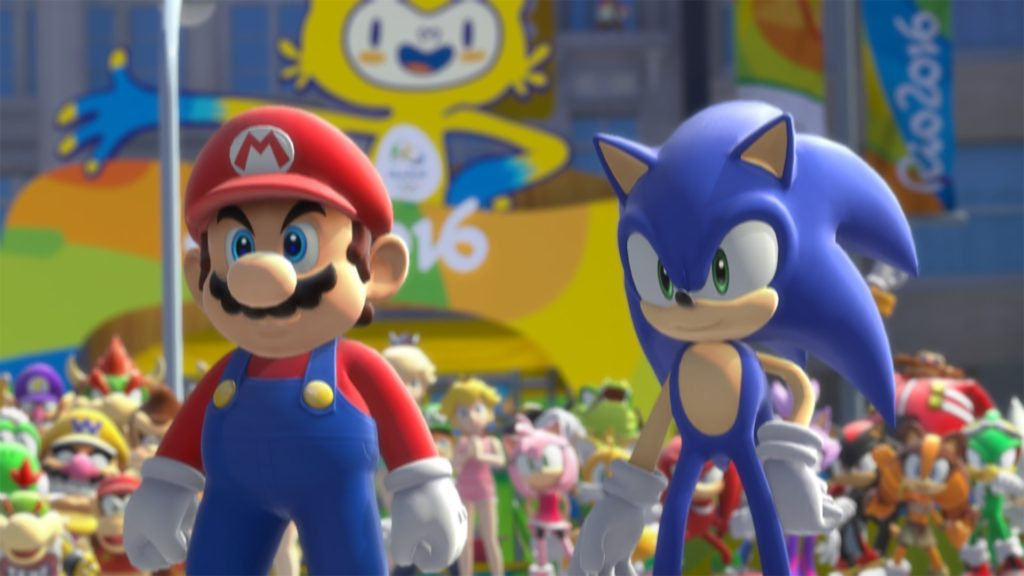 Review – Mario & Sonic at the Rio 2016 Olympic Games (Wii U)