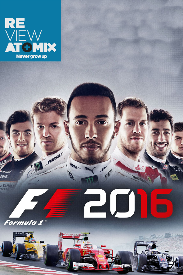 REVIEW – F1 2016
