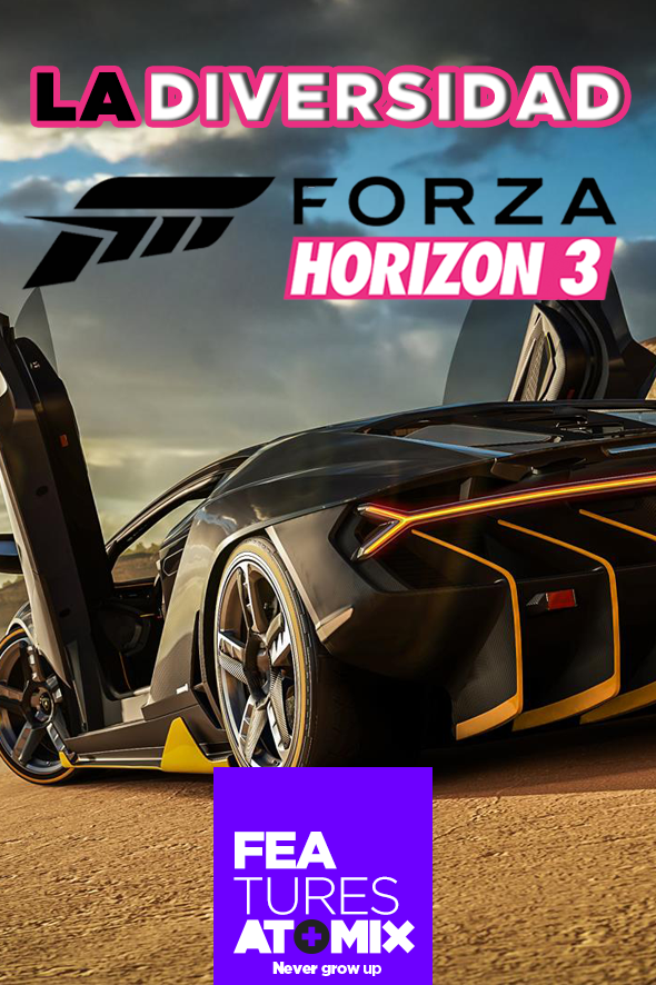 Feature Forza Horizon 3
