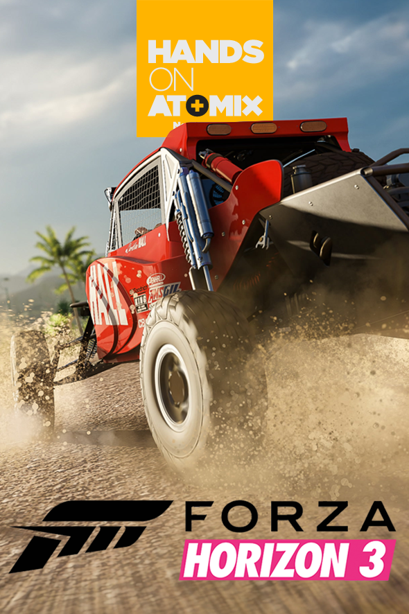 Forza Horizon 3 Hands On