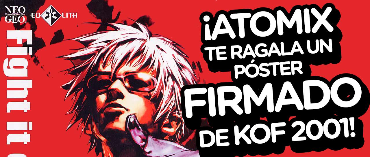 KOF Poster