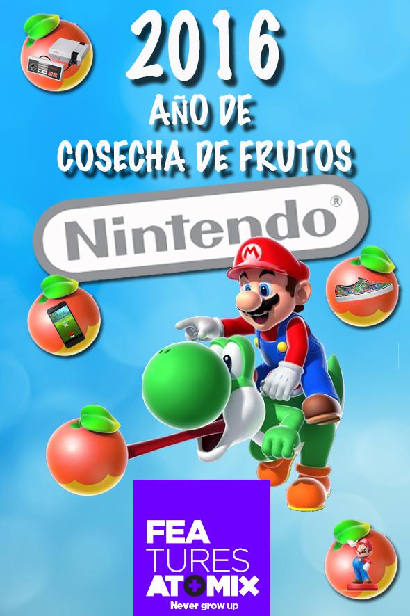 Nintendo-frutos
