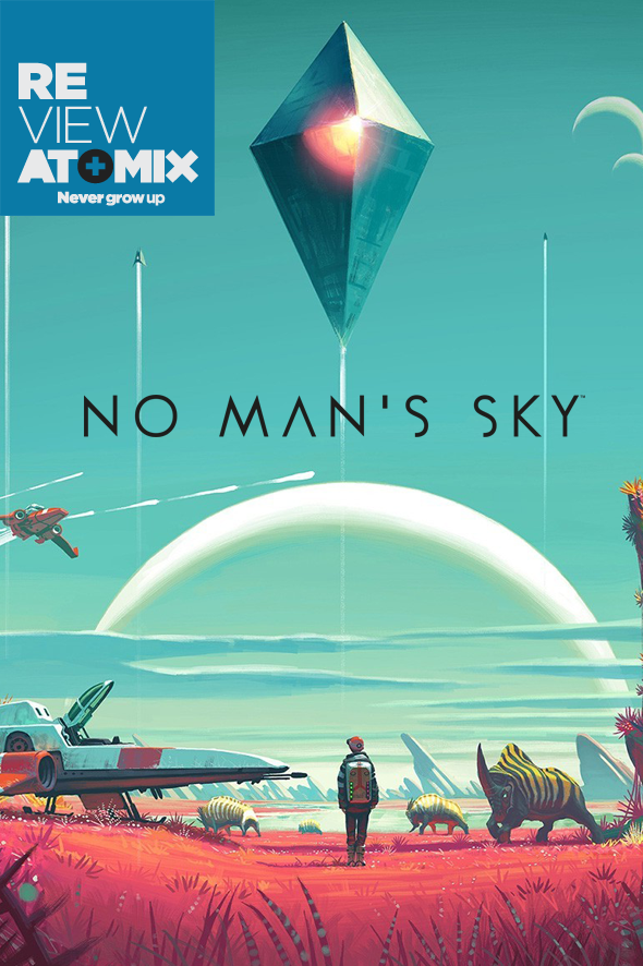 REVIEW – NO MAN'S SKY