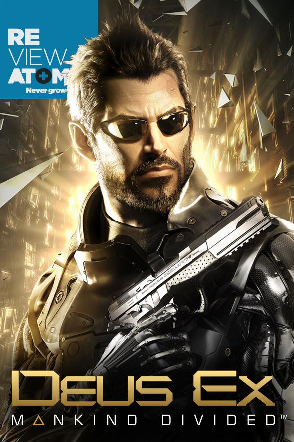 Review Deus Ex MKD