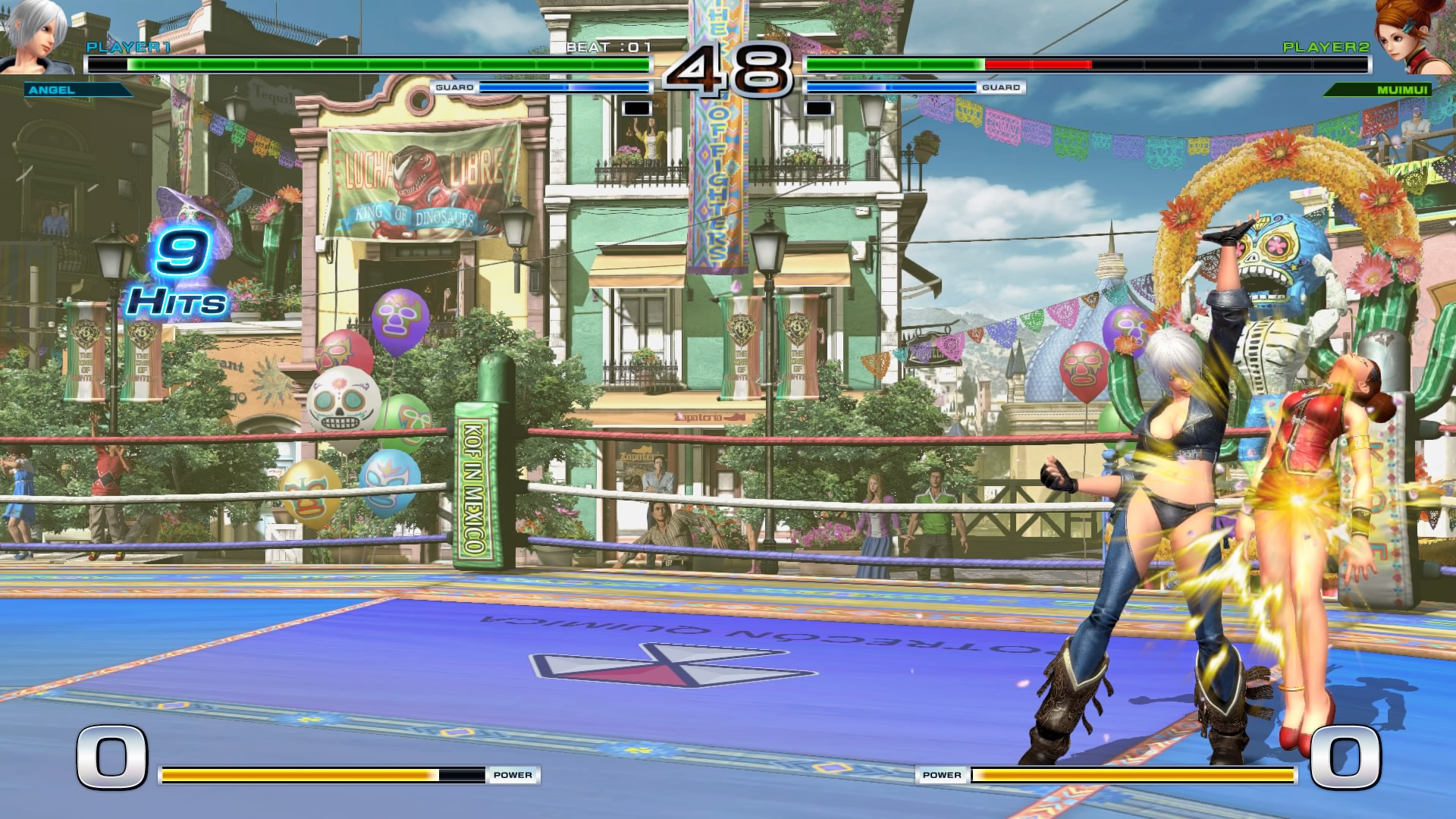 THE KING OF FIGHTERS XIV_20160826091103