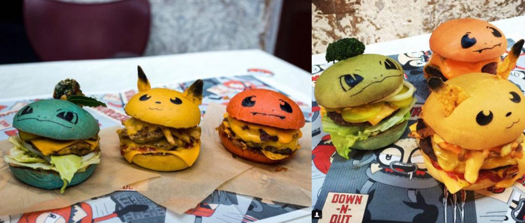 ¿Te comerías a un Pikachu? Checa estas hamburguesas de Pokémon