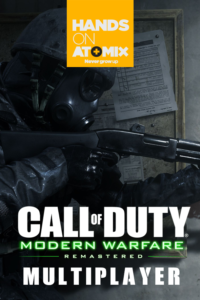 HANDS ON – MULTIPLAYER DE COD MODERN WARFARE: REMASTERED