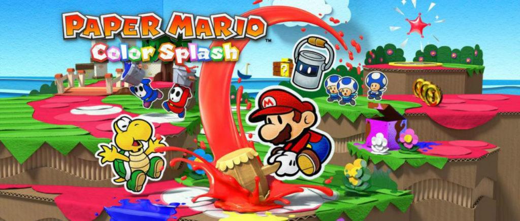 Por error de Nintendo, varias personas ya están jugando el nuevo Paper Mario