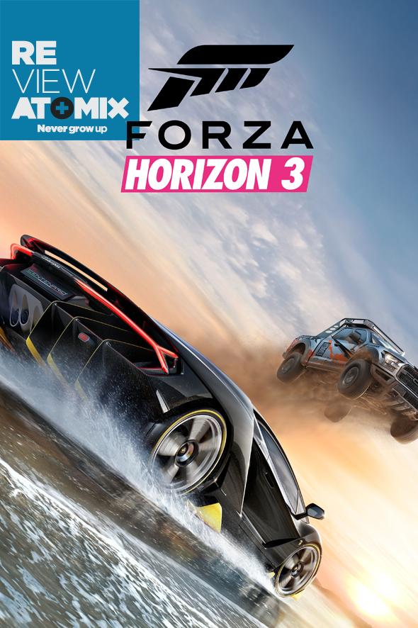 REVIEW – FORZA HORIZON 3