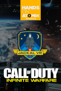 HANDS ON – EL INCREÍBLE JACKAL ASSAULT VR DE INFINITE WARFARE