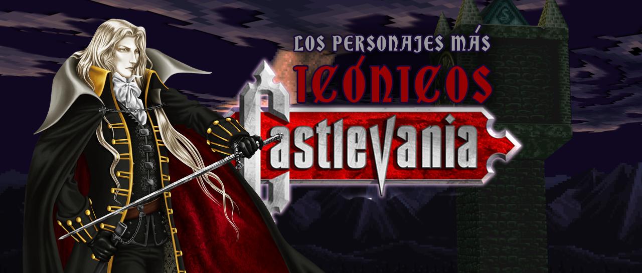 Presonajes Buzz Castlevania