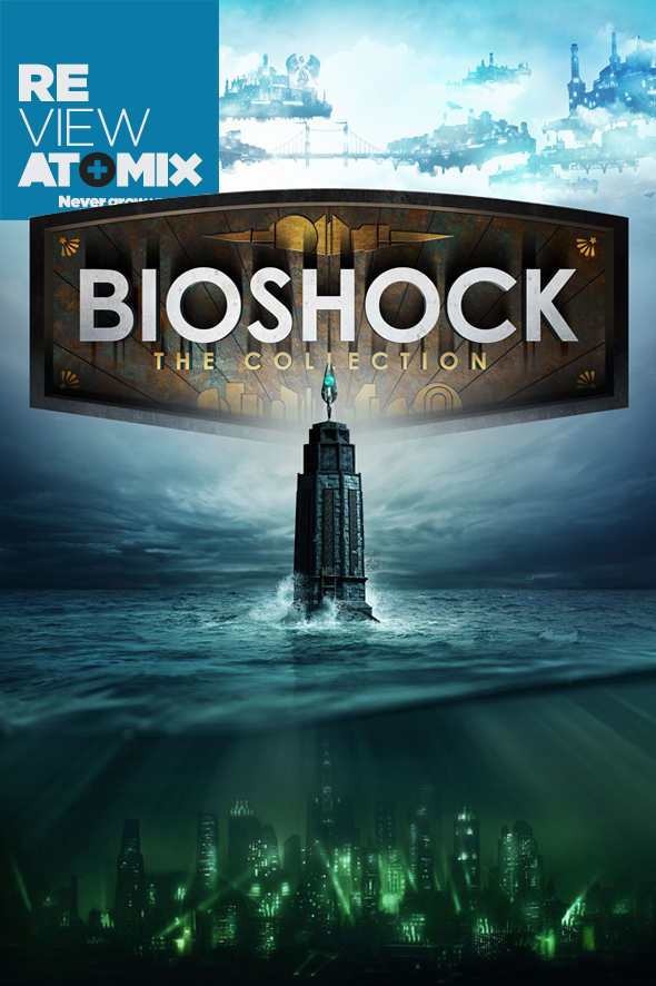 REVIEW – BIOSHOCK: THE COLLECTION