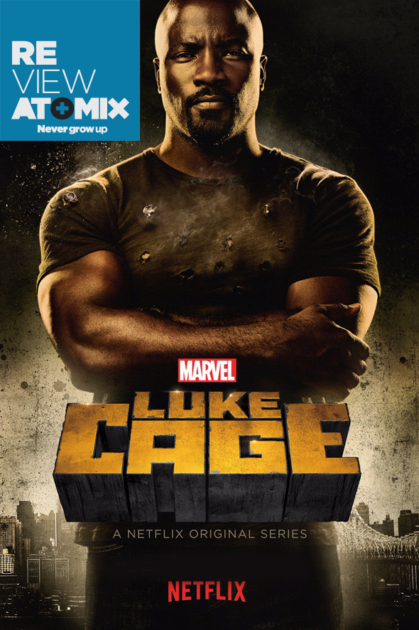 Review Luke Cage Atomix
