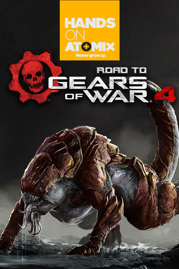 Hands On - Los tres pilares de Gears of War 4