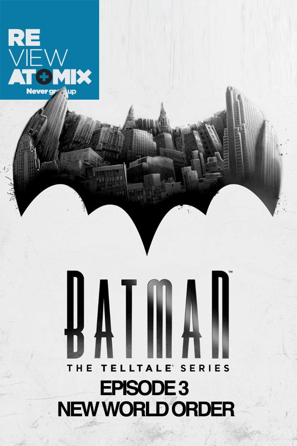 BatmanTellTale Ep 3