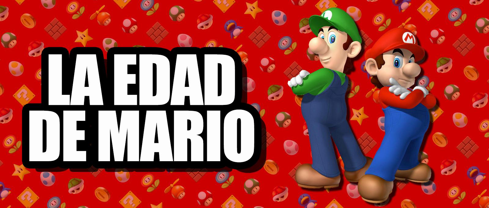 Edad-Mario